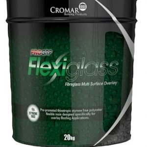 Flexiglass Top Coat Resin 20kg
