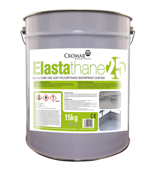 Elasta-thane 25 PU coating 25 kg