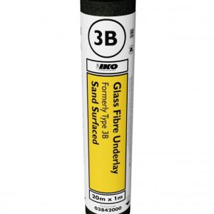 IKO Glass-Fibre Underlay (3B) Pallet Qty 28 Rolls