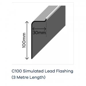Wall Flashing Trim C100