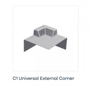 Universal External Corner C1