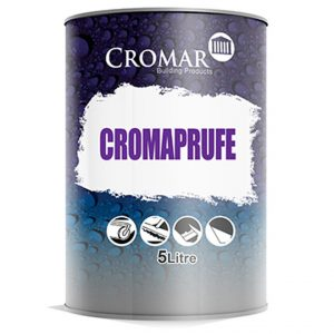 Cromaprufe Rubberised Bitumen Emulsion 22.5 ltr
