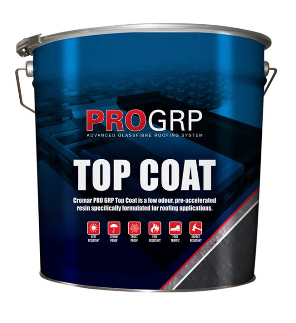 PRO-GRP Top Coat 20 kg Fire Retardent