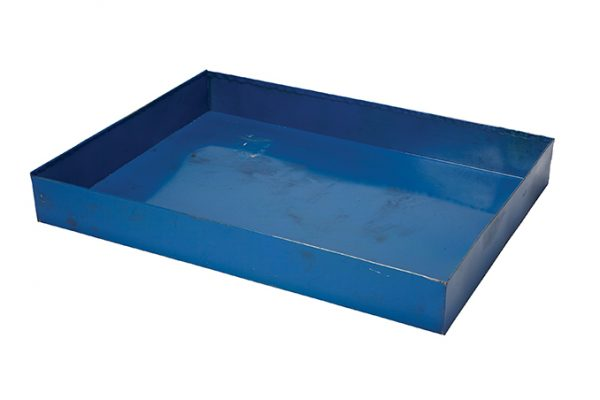Large spill tray